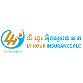 Lyhour Insurance Logo
